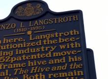 Lorenzo Langstroth Marker