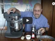Honey-Almond-Cake